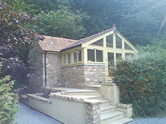 Design & Conversion of outbuilding to holiday let accommodation